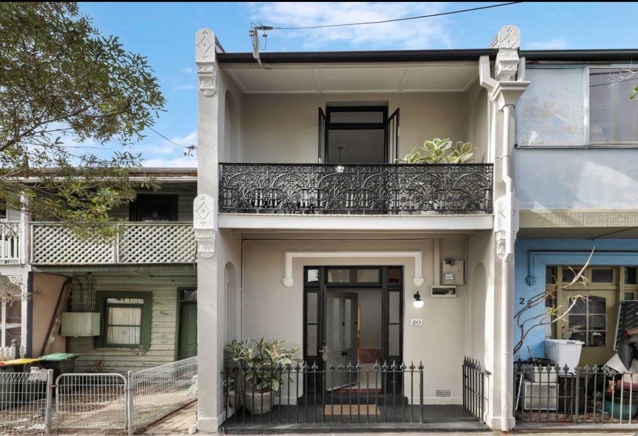 20 Clara St, Erskineville NSW 2043, Australia
